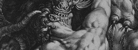 monster eating head